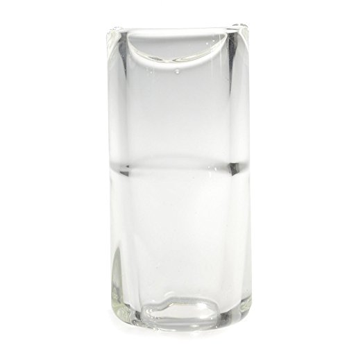 Rock Slide Glass Slide Clear Medium