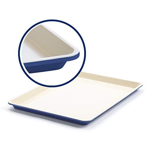 'GreenLife Healthy Ceramic Nonstick Navy Cookie Sheet, 13'' x 18''' (CC003903-001)