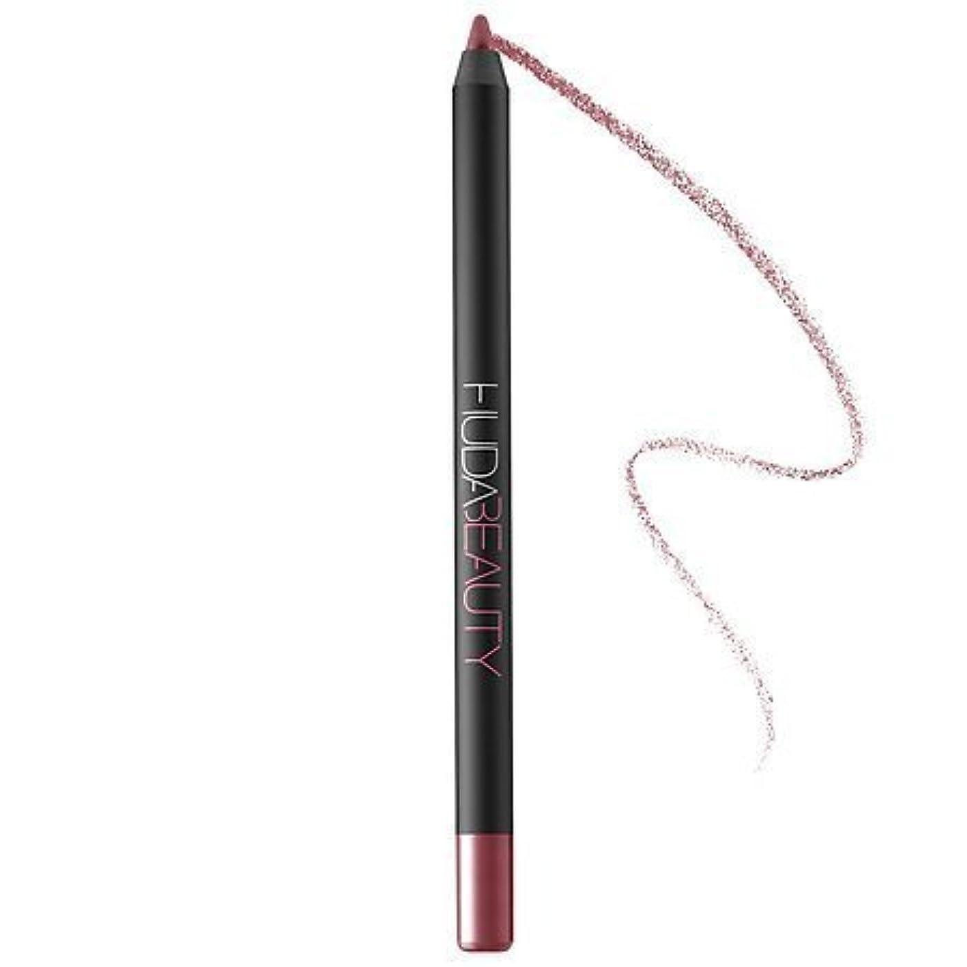 めまい予測する膨らみHuda Beauty Lip Contour Matte Pencil - Trophy Wife by Huda Beauty [並行輸入品]
