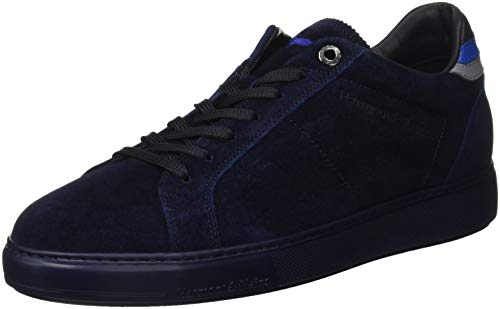 Harmont & Blaine Scarpa, Sneaker Uomo, Blu (Disco 511), 45 EU