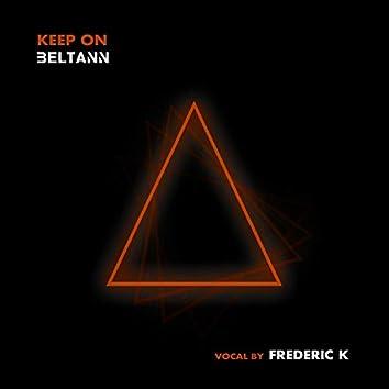 Keep On (feat. Frédéric K)