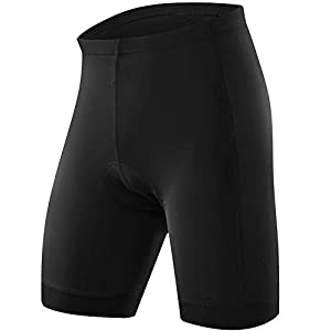 Outto Men's Cycling Gel Padded Bike Shorts Riding Half Pants Quick Dry