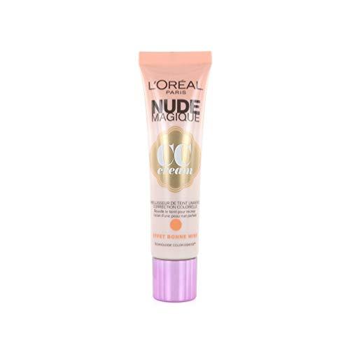 nude magique cc cream crema colorata anti colorito spento