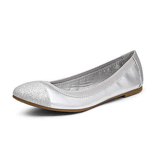 Top 10 best selling list for silver flat shoes size 11 wide