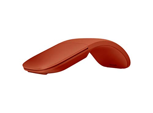 マイクロソフト Surface Arc Mouse/ポピーレッド CZV-00081