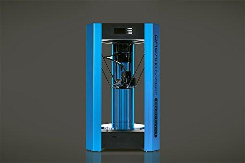Stampante 3D Nube Stampante 3D Overlord Classic Blu W/Us Adattatore