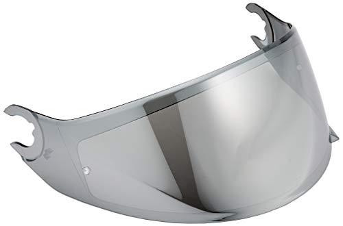 Shark Skwal/D-Skwal/Spartan Pinlock Visier Iridium Silber