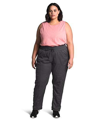 The North Face Women's Plus Aphrodite 2.0 Pant, Graphite Grey, 3X-Regular