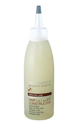 Spa Master Professionnel Keratin Hair Constructor 3-in-1 Keratin Line haarverzorgingsproducten 150 ml