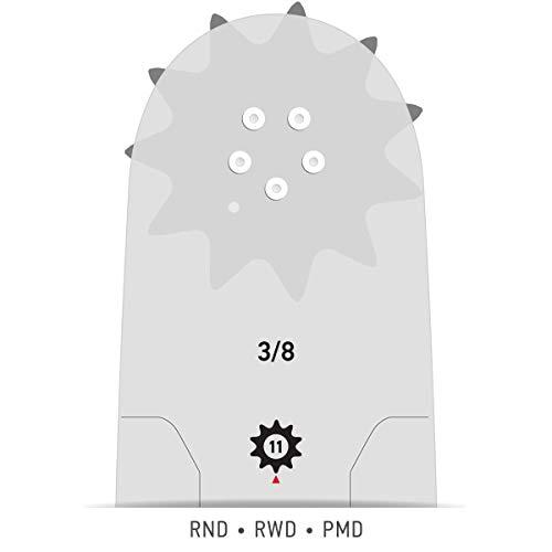Oregon 423RNDD025 PowerCut Guide Bar, 42