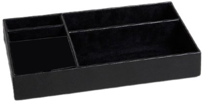 Silea 1074/4039 Boite Rangement Bureau Taylor Simili Cuir
