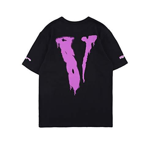 ASAP Rocky Hip Hop Rapper Kurzarm T-Shirt Tee Shirt