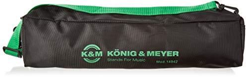 K&M 14942 - Custodia per aste di supporto