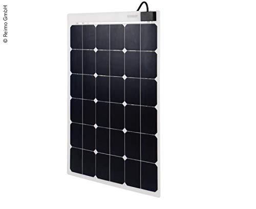 carbest Solarpanel flexibel 80W, 1000x550x3mm, 8m Anschlusskabel (932985319)