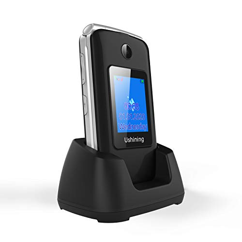 3G Big Button Basic Mobile Phones for Elderly, Dual Sim Free...