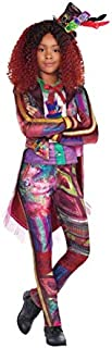 Party City Descendants 3 Deluxe Costume for Children Includes a Jumpsuit, a Belt, a Glove, and a Wig