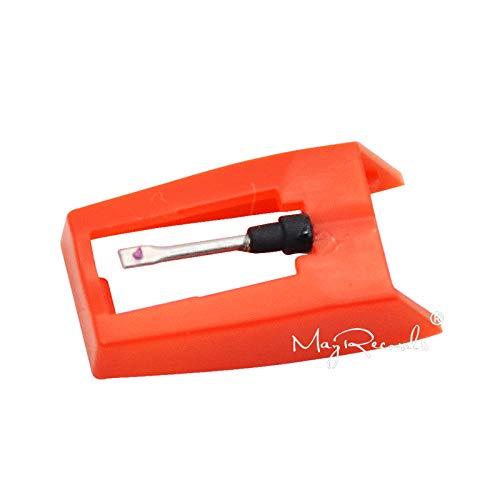 MayRecords レコード針 LPシリーズ交換針 丸針 レコードプレーヤーアクセサリ