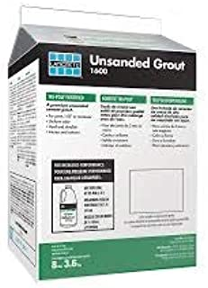 LATICRETE 1600 UNSANDED Grout Bright White 8LB