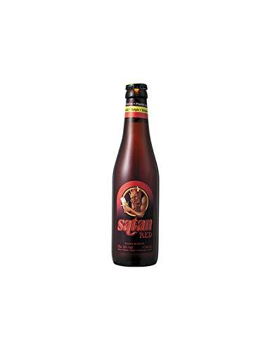 Satan Red 8,0% Original Belgisches Starkbier 0,33l Go-beer.com