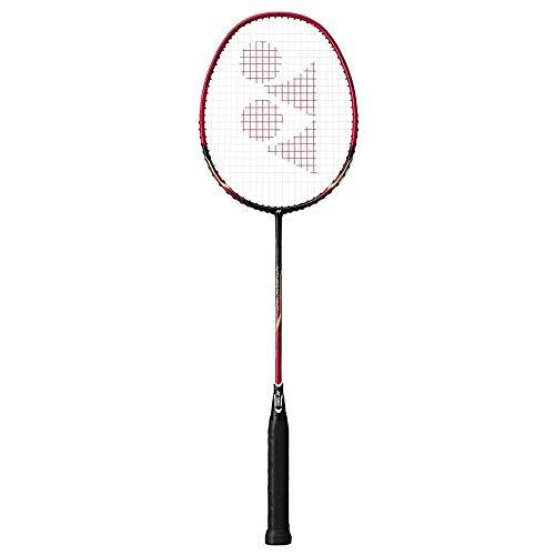 Yonex Nanoray 10F PRE Strung Badminton Racquet Red/Black