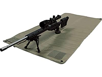 MidwayUSA Lightweight Tactical Shooting Mat Olive Drab