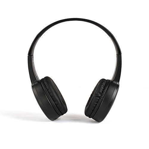 Clip Sonic Casque Compatible Bluetooth Noir