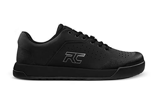 Ride Concepts Men's Hellion Flat Pedal Mountain Bike Shoe Black/Black 10 M US