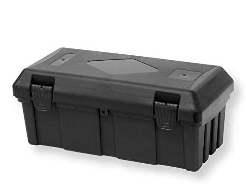 DAKEN Deichselbox Blackit 0-611x310x247 mm Anhängerbox Werkzeugkasten Anhänger Staukiste Werkzeugkiste Box 23L