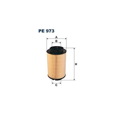 Filtron Pe973 2 Kraftstofffilter Auto