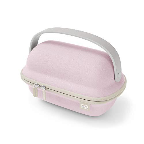 monbento - MB Cocoon rosa Blush - Klein Kühltasche für Bento Box - Klein Polyester Kühltasche für die Arbeit - Geeignet für MB Original Bento-Box