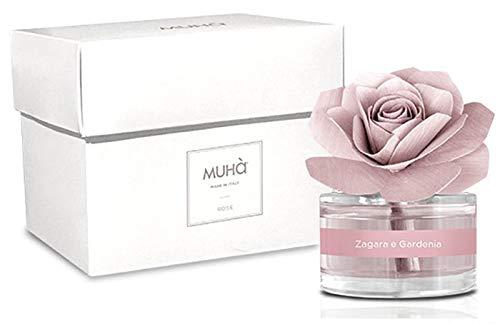 Muhà Rosa Diffuser Rosa 50ML Zagara e Gardenia