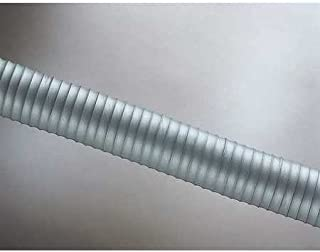 Ducting Hose 8 in x 12 ft L Fiberglass