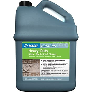 Mapei Ultracare Heavy-Duty Tile, Stone and Grout Cleaner - 1 Gallon