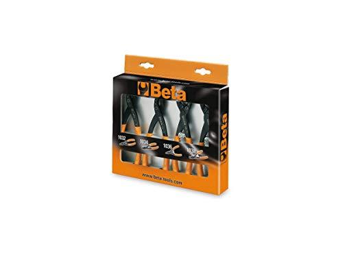 Beta 010310000-1031/S4-Juego 4 Alicates Para Retenes