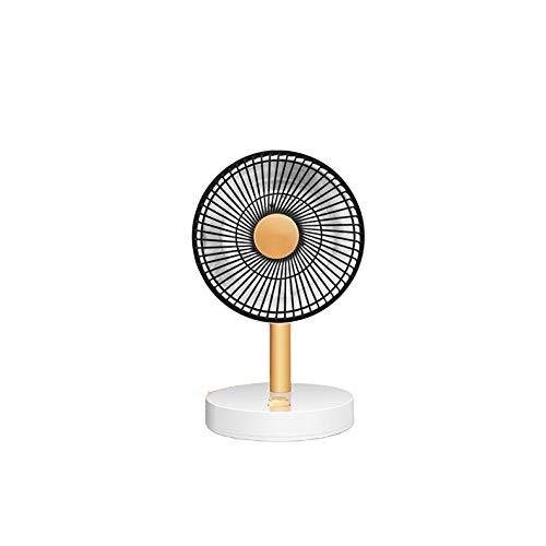 AUED Mini Calentador, portátil silencioso Ventilador Calentador eléctrico de Escritorio del Calentador...