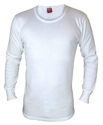HEAT HOLDERS - Herren Thermo Innenfleece Outdoor Langarm Unterhemd (Large (41-43