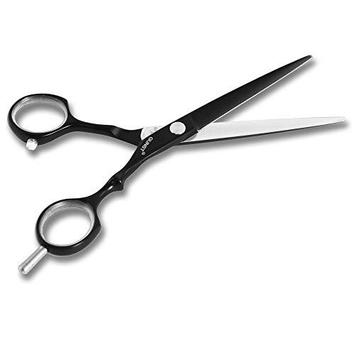 Friseurschere, Schwarz, 6 Zoll