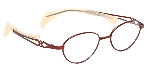 FG24502 RE 49サイズ Choco See (チョコシー) メガネフレーム 鼻に跡がつかないメガネ ちょこシー ちょこしー 鼻パッドなし βチタン ベータチタン シャルマン CHARMANT メンズ レディース