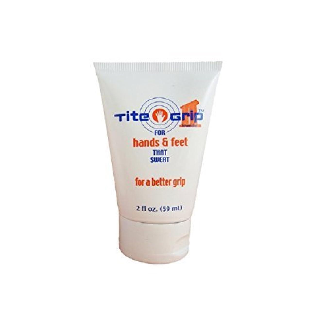 勝利した地理摂氏Tite Grip II All-Sport Topical Antiperspirant Hand Lotion/Non-Slip Grip Enhancement by ProActive [並行輸入品]