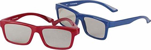 Grundig PRDG 3D-Brille Passiv 2er Pack
