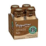 STARBUCKS FRAPPUCCINO COFFEE MOCHA 4 PK 9.5 OZ BOTTLES