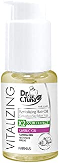 Dr C Tuna Vitalizing Concentrated Garlic Oil 30 Ml
