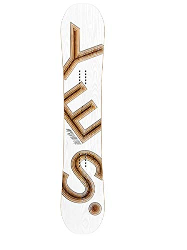 YES Basic Snowboard 2020-159cm Wide
