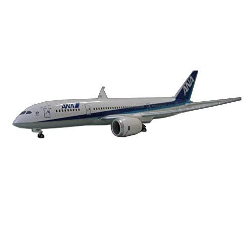 WMYATING Realista y Divertido Modelo de avión, 1/400 South African Airways Boeing B737-200 Modelo con Soporte, Adultos Juguetes y coleccionables