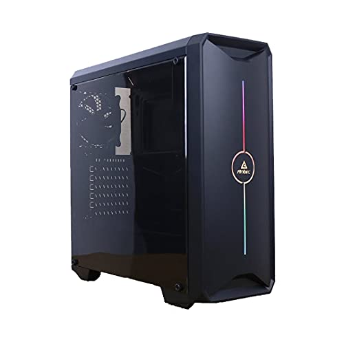 AMD Basic Office and Home PC Ryzen 3 3200G 3.6GHZ Processor Powerful Motherboard with 1TB Storage 8GB RAM with Full HD LED Monitor 'Ready to Play