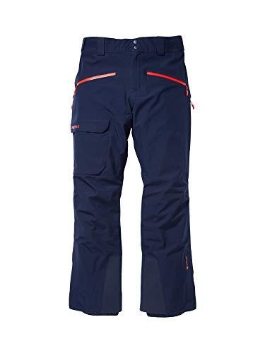Marmot Spire Pant Pantaloni da Neve Rigidi, Abbigliamento per Sci E Snowboard, Antivento, Impermeabili, Traspiranti, Uomo, Arctic Navy, S