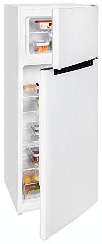 Exquisit Kühl- und Gefrierkombination KGC 271/45-4 A++   Standgerät   205 L Nutzinhalt   weiß