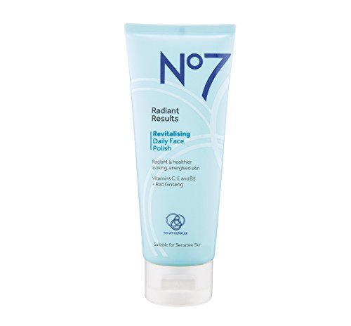 No7 Radiant Results Revitalising Daily Face Polish - 3.3oz, pack of 1