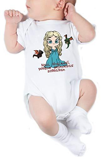 The Fan Tee Body de NIÑOS Juego de Tronos Stark Tyrion Dragon Daenerys Khaleesi Valar Arya 3Meses