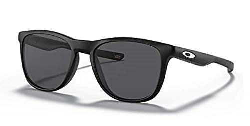 Oakley Trillbe X Sunglasses Matte Black/Grey Pol